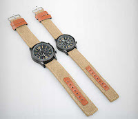 Alfamind Jam Tangan Couple Arron Cross ANDHIMIND