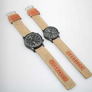 Jam Tangan Couple Arron Cross