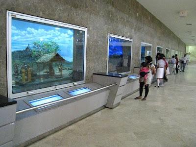 Museum Sejarah Nasional yang ada di monas