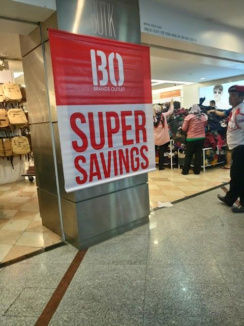 Brands Outlet Ampang Point Buat Hal