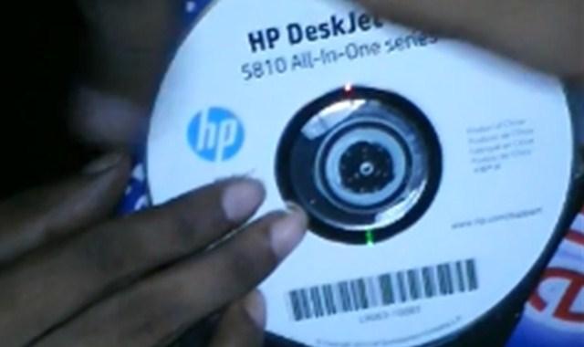 Driver hp Deskjet GT 5810 Untuk Laptop dan Komputer Windows
