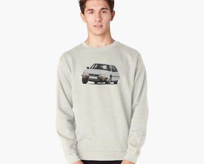 Citroën CX paita