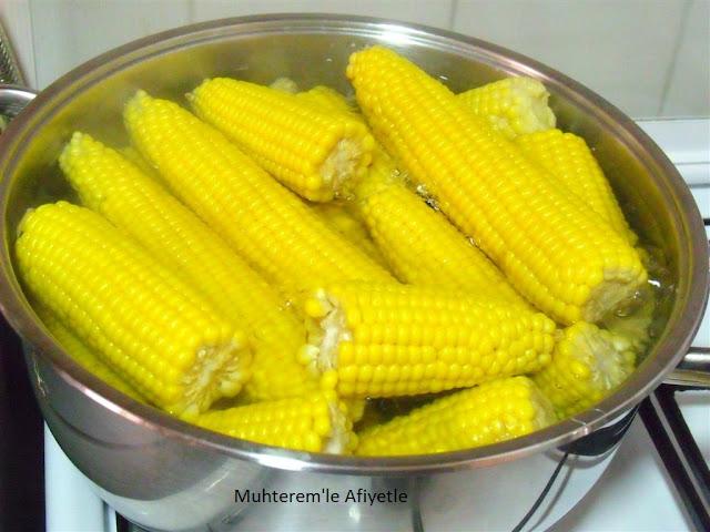 mısır haşlaması
