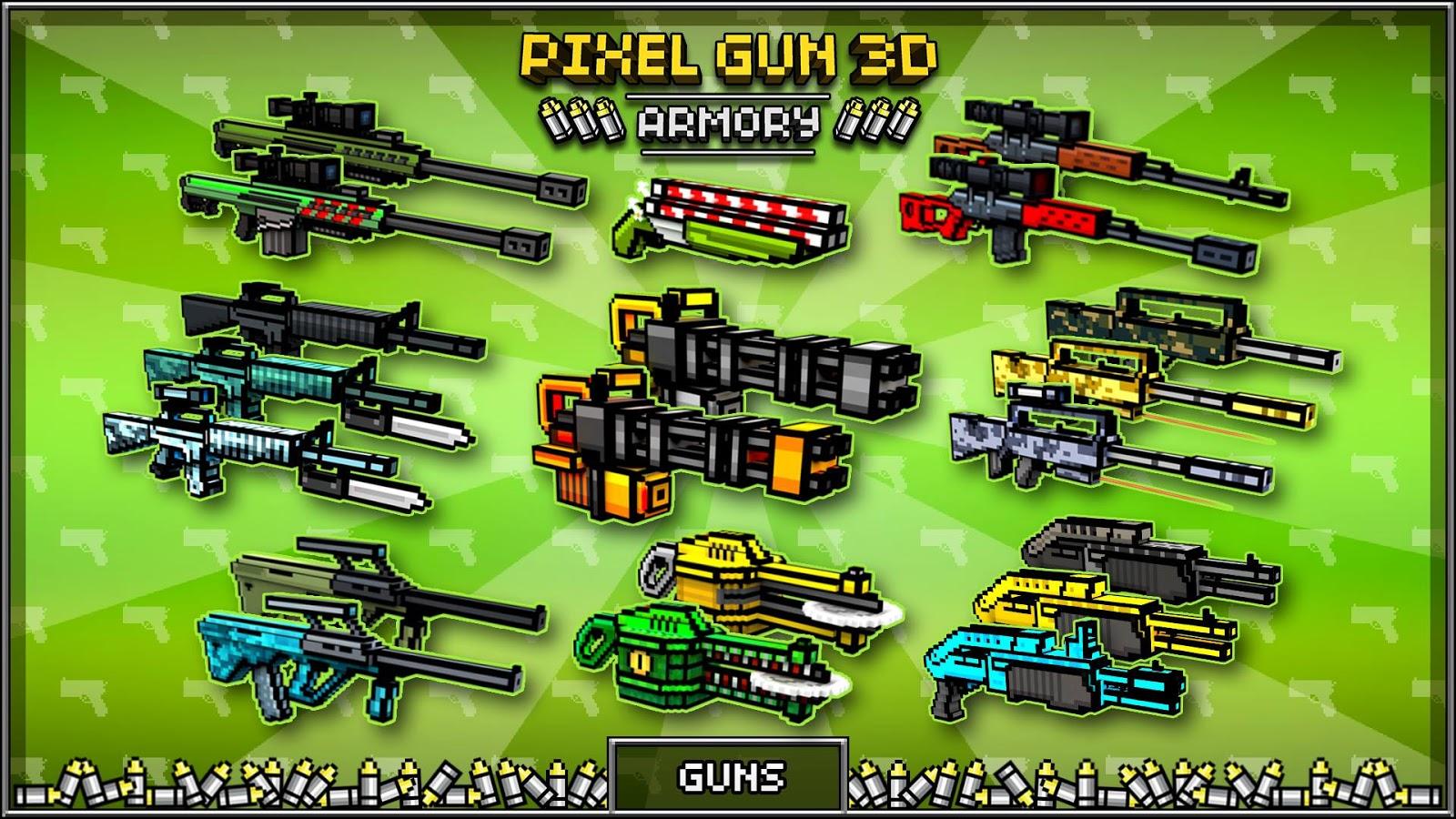 pixel gun 3d easy coins