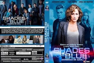SOMBRAS DE AZUL – SHADES OF BLUE 2016 [COVER – DVD]