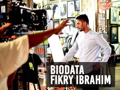 Biodata Fikry Ibrahim Pelakon Drama Encik Imam Ekspress