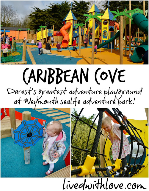 Dorset's greatest adventure playground - Caribbean cove at Weymouth sea life!