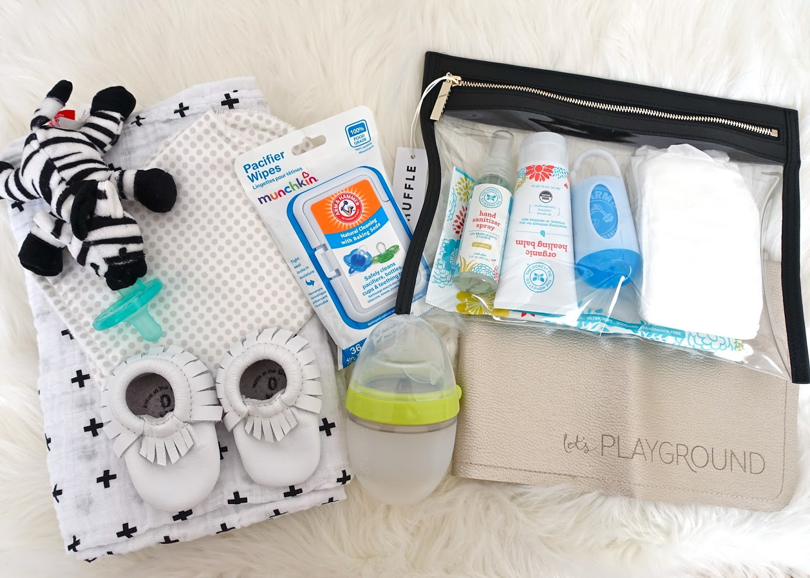 Baby What S In My Diaper Bag