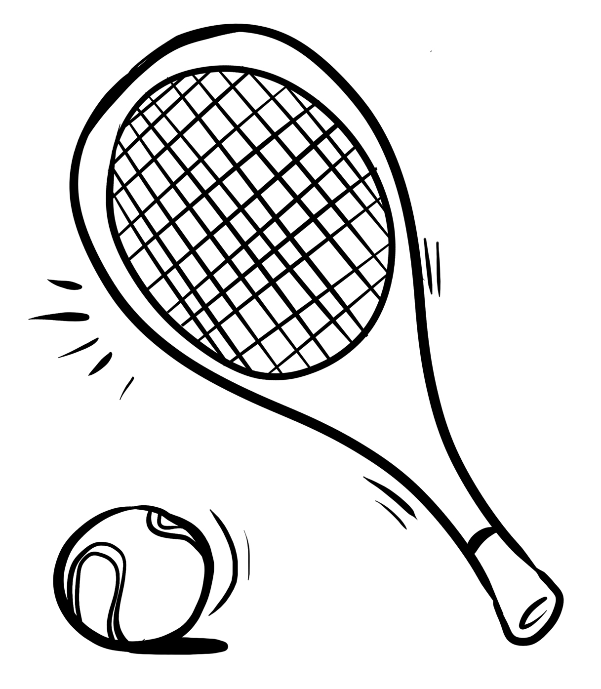 Amazing Sports Coloring Pages