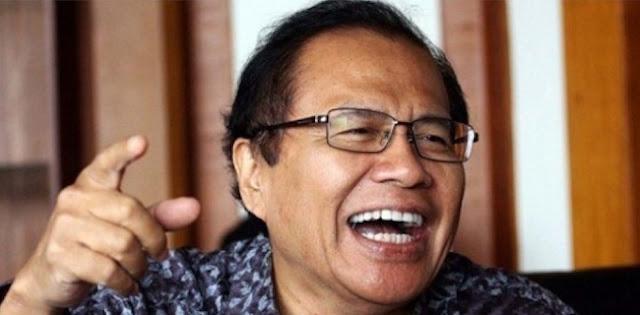 Rizal Ramli: Masalah Kesehatan Diselesaikan Dengan Science, Bukan Buzzer Dan Kalung Abal-abal