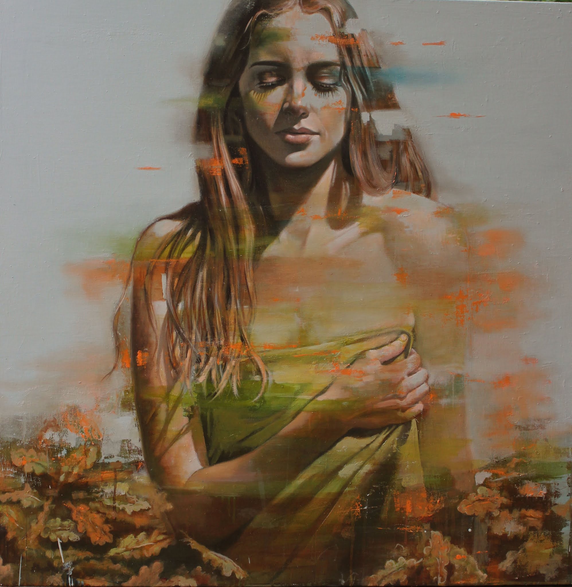 Figurative Paintings by Al Saralis