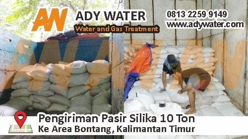 harga pasir silika, menjernihkan air, bahan filter air