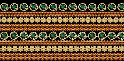 Textile-design-jwellery-border-7015