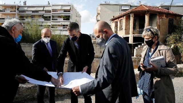 Χατζηδάκης: Απόλυτης προτεραιότητας πανελλαδικά το ζήτημα των ετοιμόρροπων κτιρίων