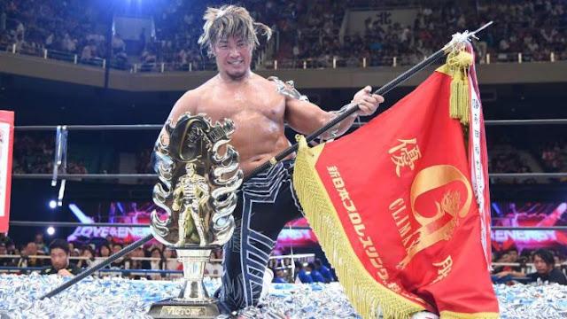 Novos desafiantes ao IWGP Heavyweight Tag Team Championship são coroados no NJPW New Year Dash