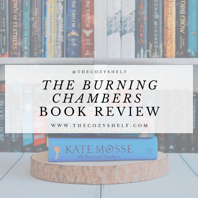 Book Review: The Burning Chambers by Kate Mosse
