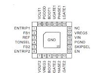 RT8223BGQW Datasheet