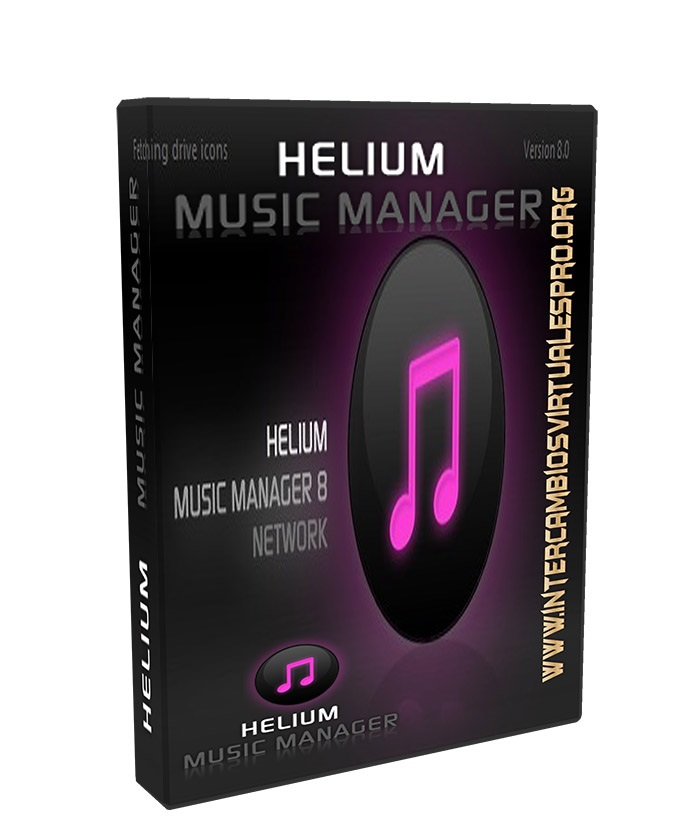 Helium Music Manager 12.0 Build 14289 Premium Edition poster box cover