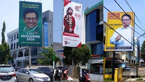Pengamat Beber Baliho Politisi Adalah Bukti Gagal Kinerja, Wow!