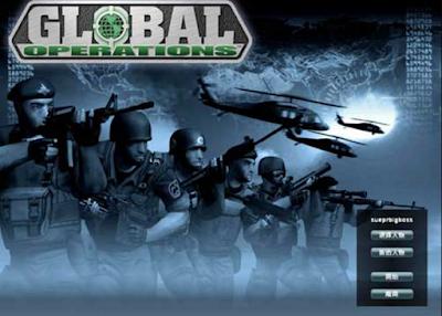 全球行動(Global Operations)中文版,精緻的第一人稱射擊遊戲!