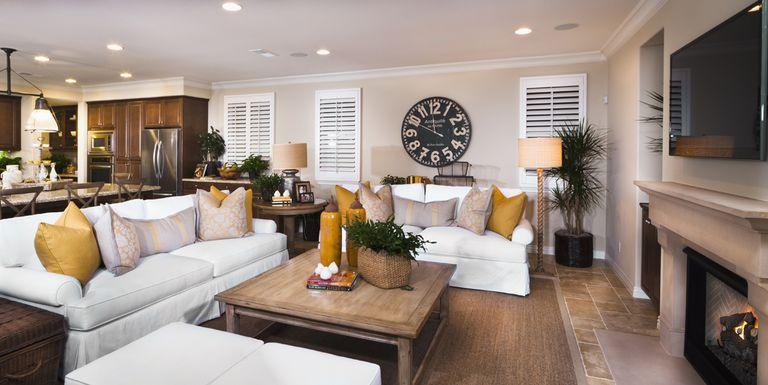 Más de 50 ideas inspiradoras para decorar la sala de estar
