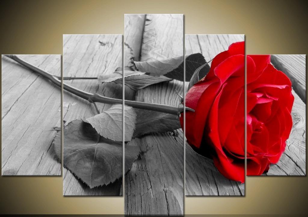 Im genes arte pinturas pinturas de flores al leo modernos - Fotos cuadros modernos ...