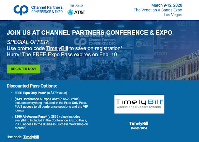 Join Us in Las Vegas at the Channel Partners Conference