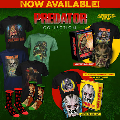 fright rags predator image