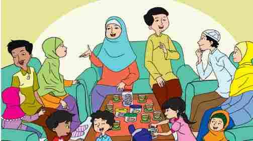 Silaturahmi Keluarga