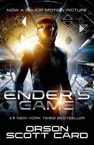 The enders game book