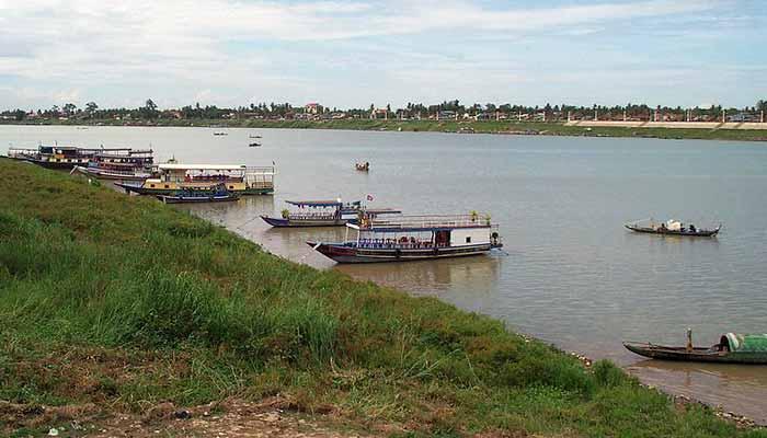 Sungai Terpanjang di Kamboja