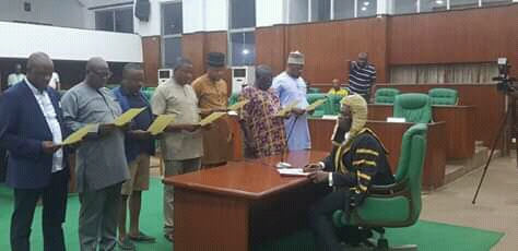 Analysis: Rumbling in Edo House of Assembly as History Repeats Itself 1