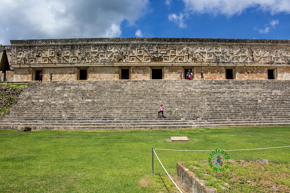 Yucatán 2016: Uxmal. - INFRAVG