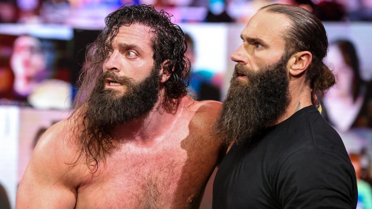 Jaxson Ryker aparece com novo visual no WWE RAW