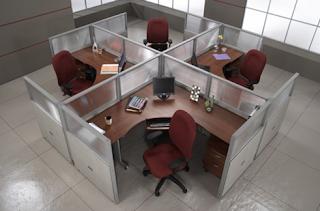 OFM Rize cubicles