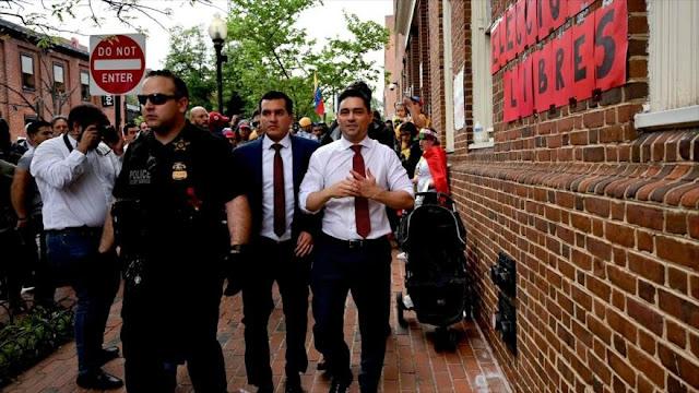 Venezuela denuncia falsas oficinas consulares de oposición
