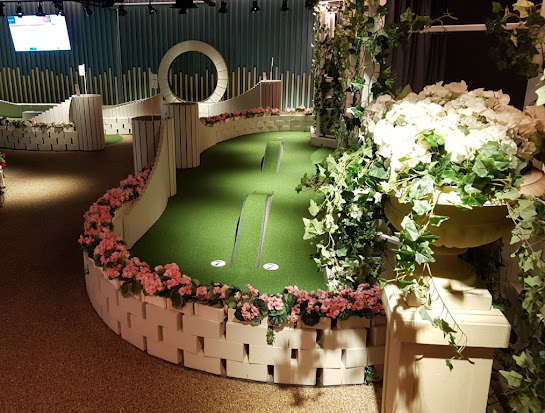 Swingers West End Crazy Golf in London