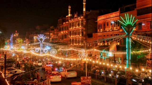 રાજસ્થાન: 31 ડિસેમ્બર સુધીના 13 જિલ્લાઓમાં જયપુર, ઉદેપુરમાં નાઇટ કર્ફ્યુ, બજારો સાંજે 7 વાગ્યે બંધ રહેશે