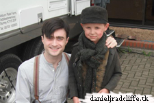 Updated(2): 2nd photo on the set of A Young Doctor's Notebook