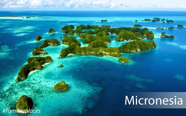 tourist destination in micronesia