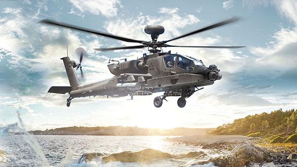 AH-64E radar