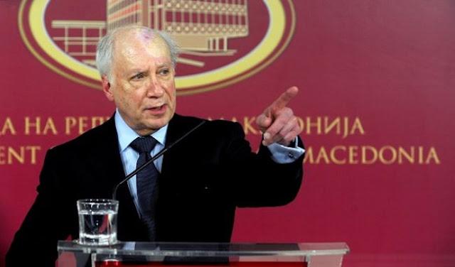 Νίμιτς για Β. Μακεδονία: «Η Εθνική ταυτότητα είναι η Μακεδονική»