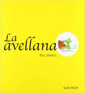 mejores cuentos niños 3 a 5 años, recomendados imprescindibles, la avellana battut