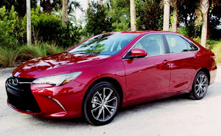 2016 Toyota Camry XSE V6 Review in Australia Price