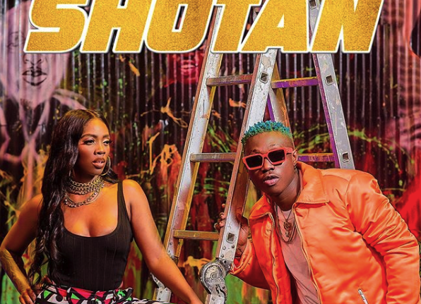 DOWNLOAD MUSIC: ZLATAN - SHOTAN FEAT. TIWA SAVAGE