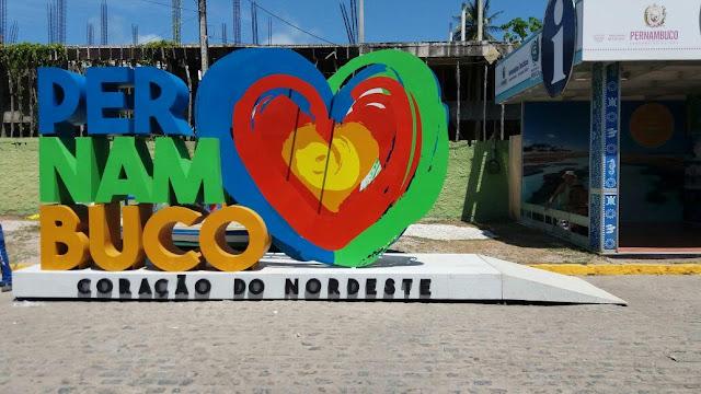 Pernambuco Coração do Nordeste