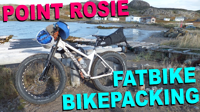 Fatbike Bikepacking Point Rosie Arkel