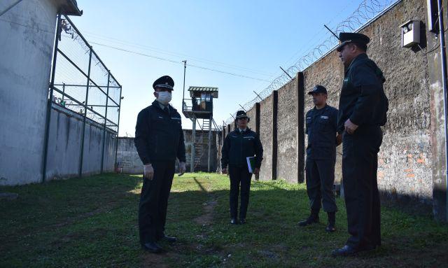 Información sobre brote de Covid-19 en cárcel de Osorno