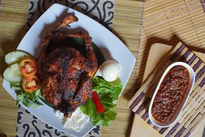 Ayam Panggang Abu Mumtaz