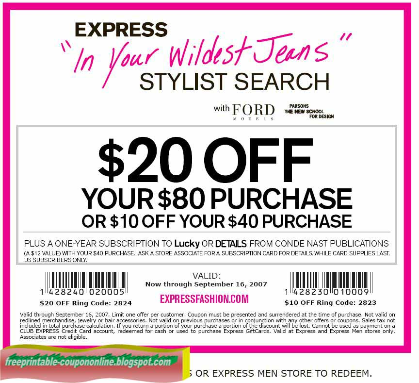 Exclusions: *Valid December 1, through December 31, at pm ET. In-store coupon or online promo code may only be used once and cannot be combined with any other coupons or .